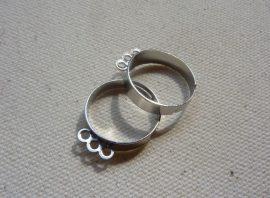 Gyűrű alap - 3 soros, egyszerű