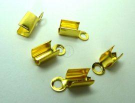 Arany szalagvég - 10db