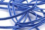 Kék  - Sújtás zsinór 3mm, 1m