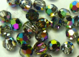 Kristály vitral medium -  Swarovski Elements round beads 4mm - 9709