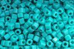 Türkiz - TOHO cube kockagyöngy 3mm