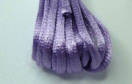 Világos lila - szatén zsinór 2mm vastag, 1m darab