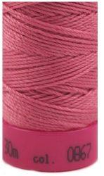 Horgolócérna - pink