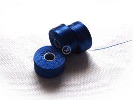 S-lon gyöngyfűzőcérna AA - kék