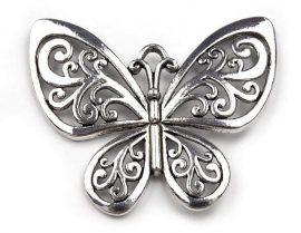 Nagy pillangó medál