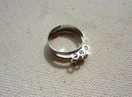 Gyűrű alap, Thumbelina 2 soros