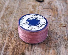 One-G TOHO Gyöngyfűző cérna - rózsaszín