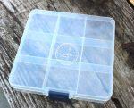 Gyöngy tároló doboz