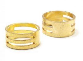 Szerelőkarika - karikanyitó gyűrű