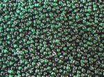 Zöld cseh üveg kásagyöngy 11/0 - Preciosa - 10g