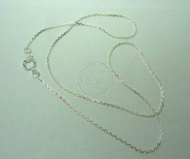 Ezüst színű kész nyakánc