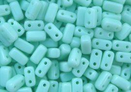Halvány jáde - CzechMates Bricks 3/6mm