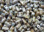 Lüszteres zöld - CzechMates Bricks 3/6mm