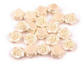 Rózsa gyöngy - krém