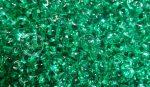 Smaragd - Cseh SuperDuo 2,5x5mm