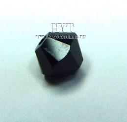 Fekete - Swarovski Elements Bicone 4mm - 6102