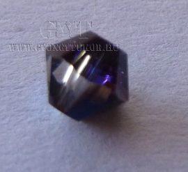 Kristály helitrope -  Swarovski Elements Bicone 4mm - 9743