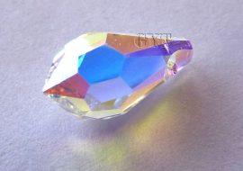 Kristály AB - csepp - Swarovski Elements Drop - 6168