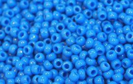 TOHO 8/0 - búzavirág kék
