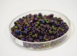 TOHO 8/0 üveg kásagyöngy - iris purple