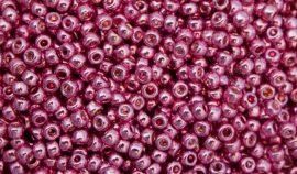 Galvanizált pink lila - TOHO kásagyöngy 11/0