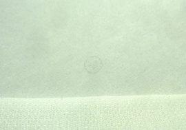 Velúr kézimunka alap 20x30cm - Fehér